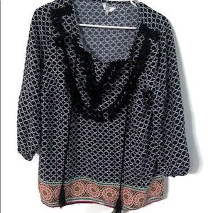 Crown & Ivy small top